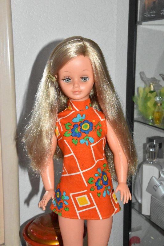 Betsie en petite robe, pour elle ou non ?