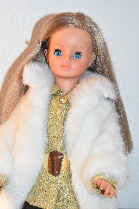 Cathie - Tenue Zibeline 1980