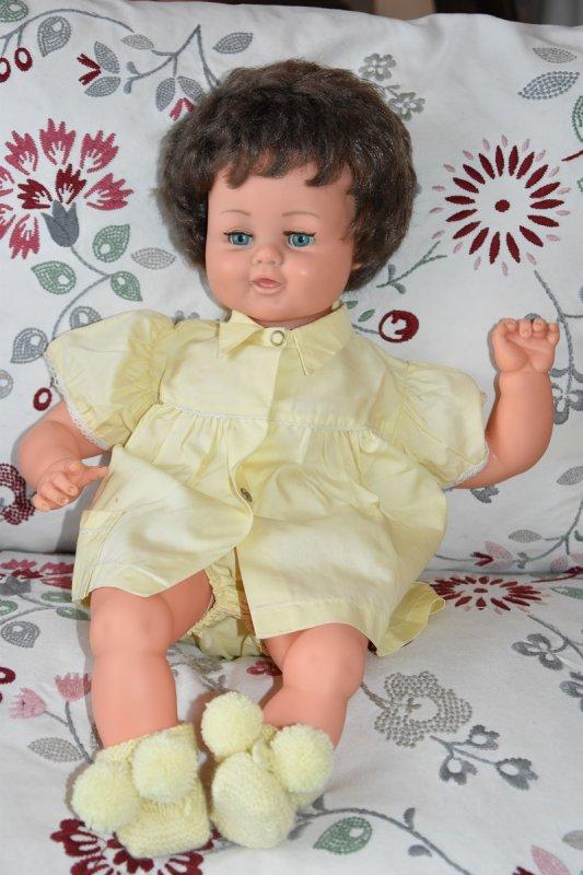 Raynal - 50 cm c'est donc Bébé Raynal :-)