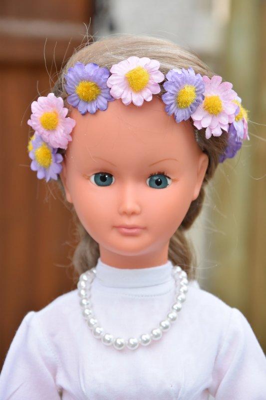 Dolly - Gégé - Elle aussi à droit à sa robe de mariée !!