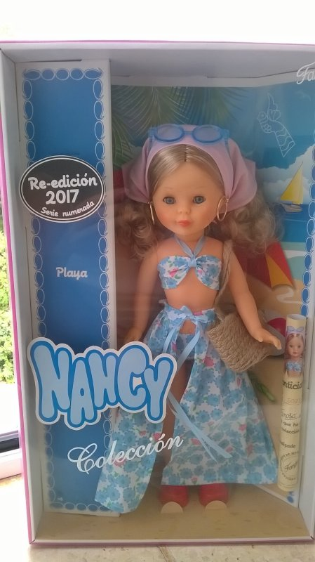 Famosa - Nancy playa réédition 2017