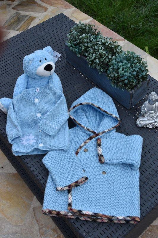 Bilan de mes tricots durant les vacances