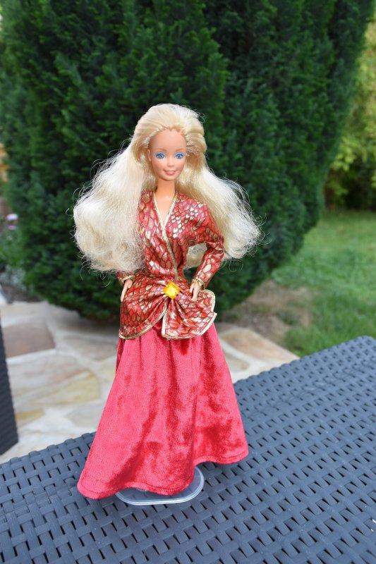 Barbie ;-) pour Françoise mais pas que