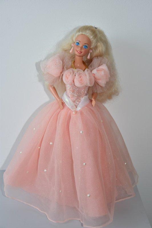 Ca c'est Barbie !!