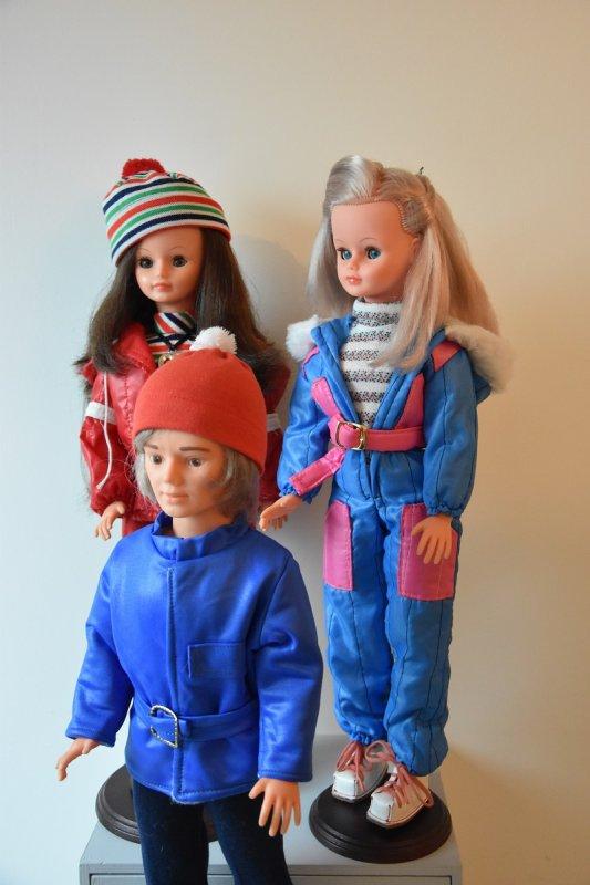 Jerry & Cathie se préparent pour le ski !!