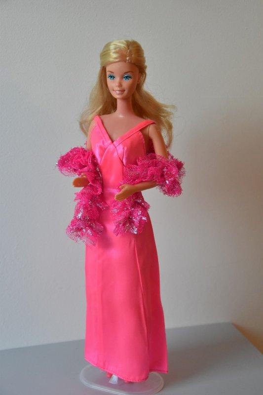 C'est rose ... c'est blond .... c'est girly !! c'est ???