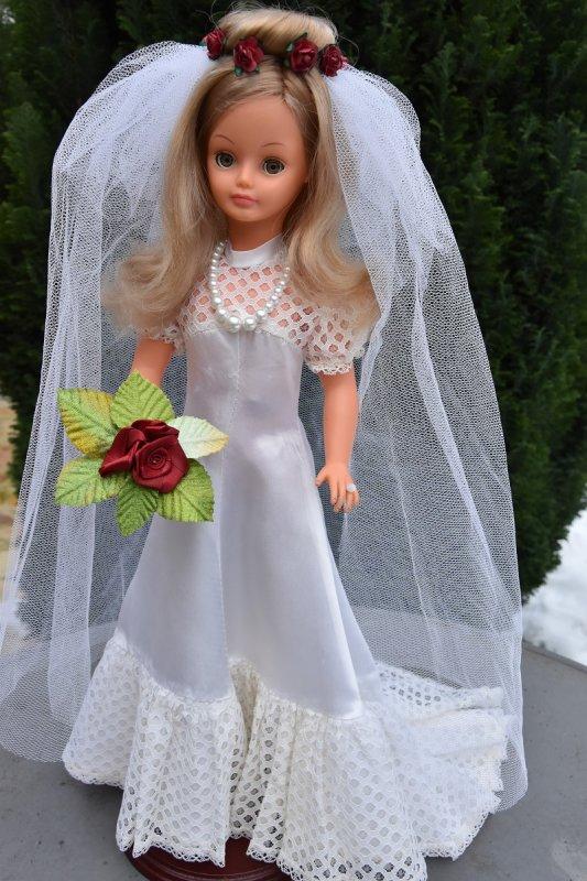 Cathie - Mariée 1974