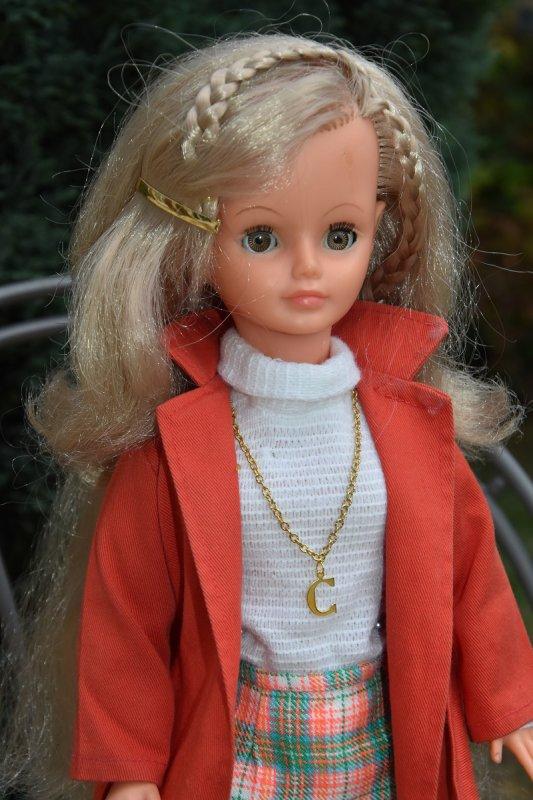 Cathie - Maxi manteau 1970