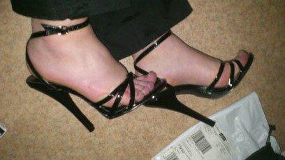 nouvelle chaussure talon 15cm