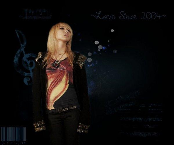 LOVE SINCE 2004