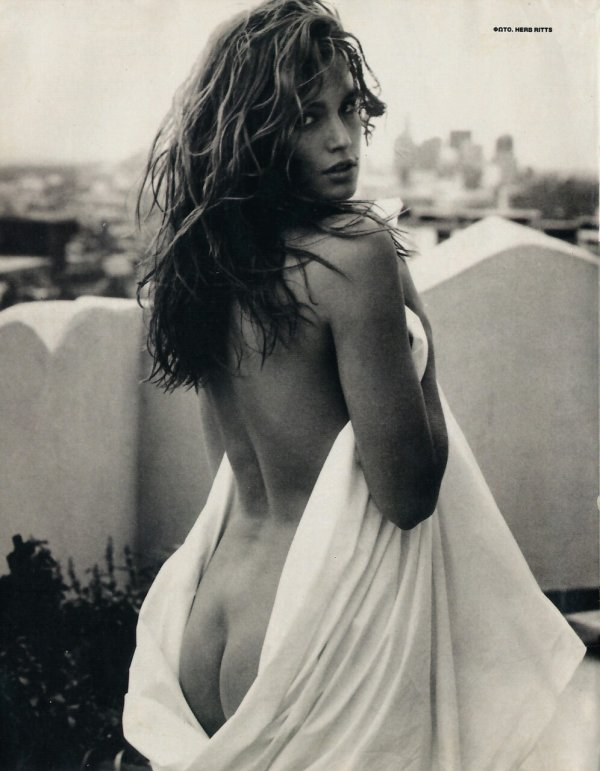 Cindy Crawford  ( photos Herb Ritts )