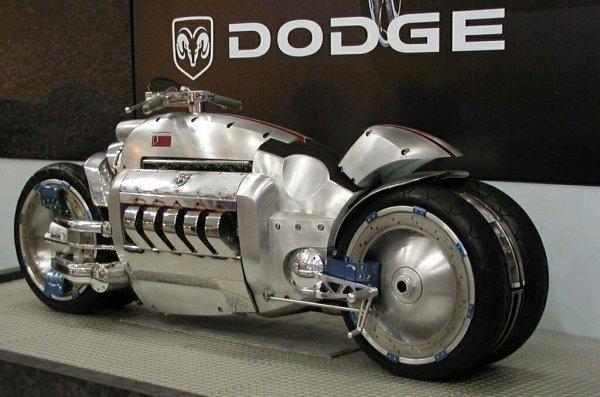 Prototype Dodge Tomahawk