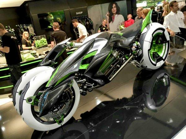 Prototype Kawasaki Concept J