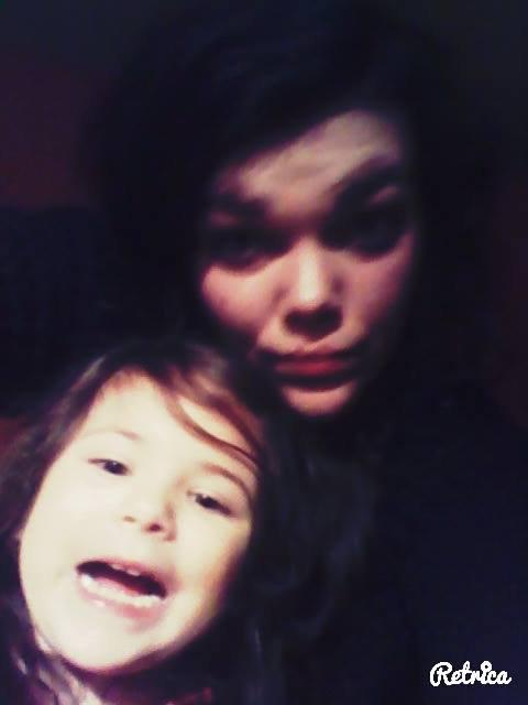 Ma nièce, l'amour de ma vie