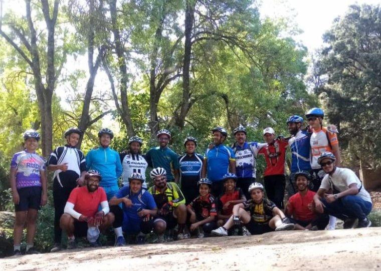 Cyclotourisme, voyage: région MEKNES,IFRAN....ect 30/09/20