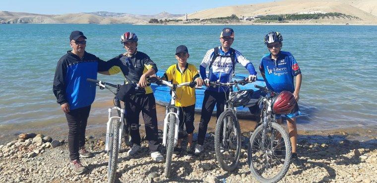 ACSM, Maroc ,voyage :Barrage SIDI CHAHED ,Meknès.13/10/20