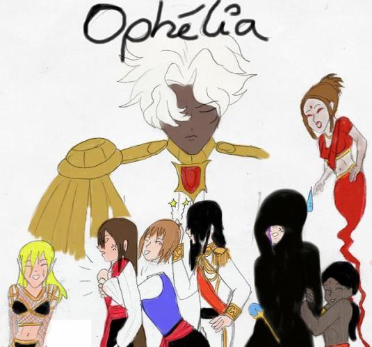 fan d'Ophélia