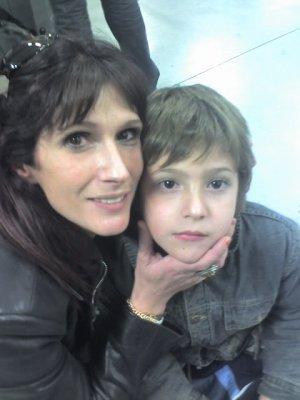 Maman et mon ange... <3