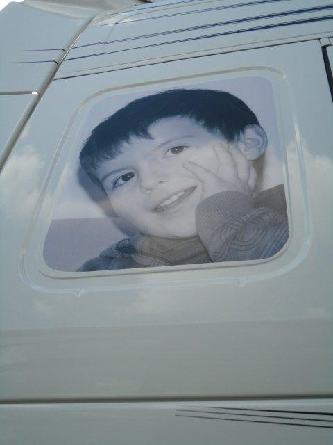 24h du mans camion 2010 transports SC TRANS VOLVO FH 480