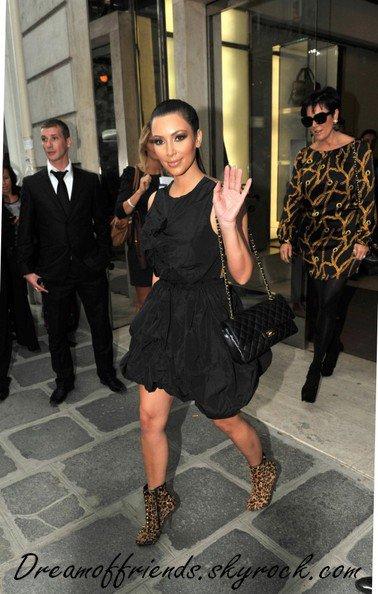 Kim Kardashian: TOP,BOF ou FLOP