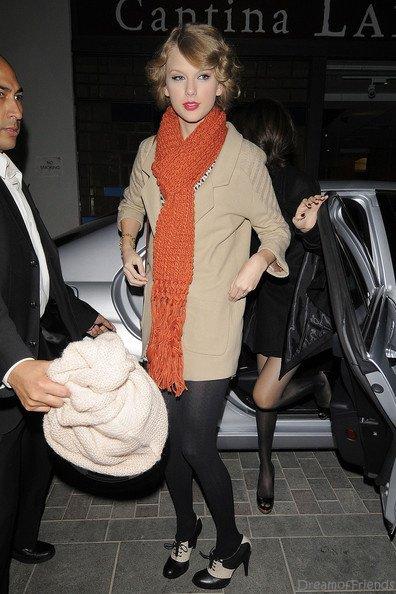 Selena Gomez et Taylor Swift ♥