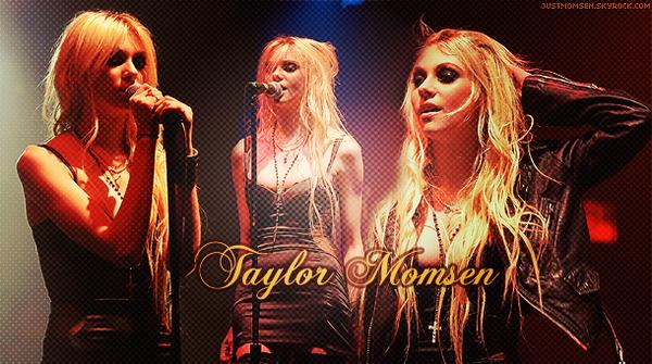 Bienvenue sur ta source sur Taylor Momsen.
