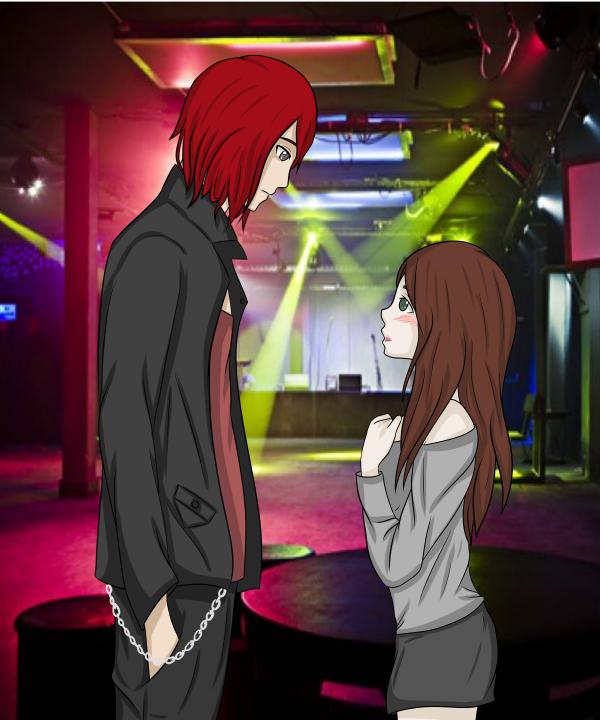"""Chapitre 1 : """"J'ai même envie de danser."""""""