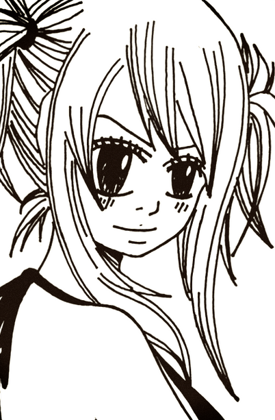 fairy tail / lucy