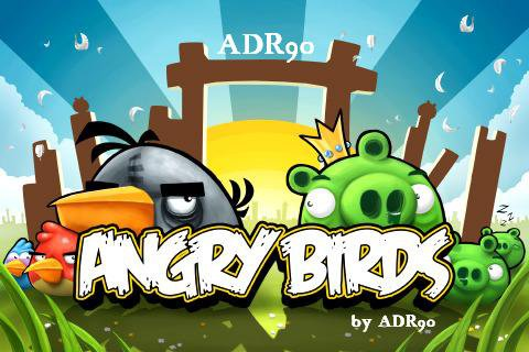ElectroWorld / ADR90 - Angry Bird (2012)
