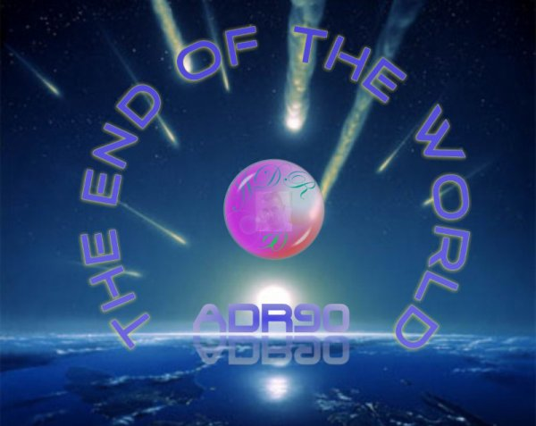 ADR90 / ADR90 - The end of the world (2013)