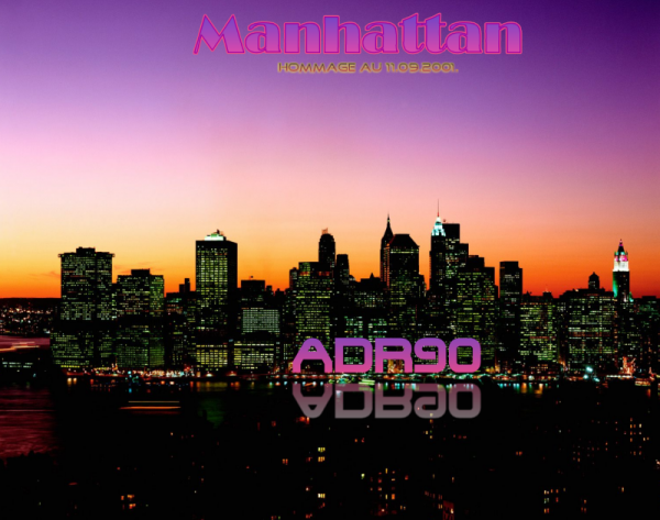 My Life / ADR90 - Manhattan (Radio Edit) (2013)
