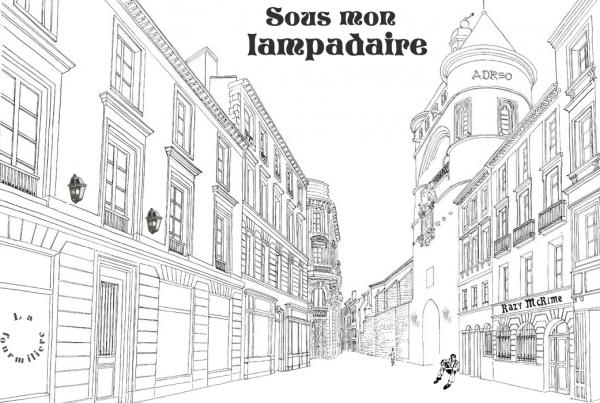 Privé / Razy McRime, Sirus, ADR90 - Sous son lampadaire (Extrait) (2014)