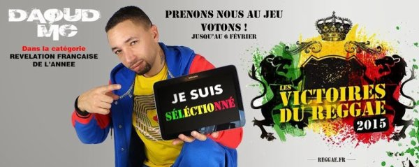 Votez pour Daoud Mc
