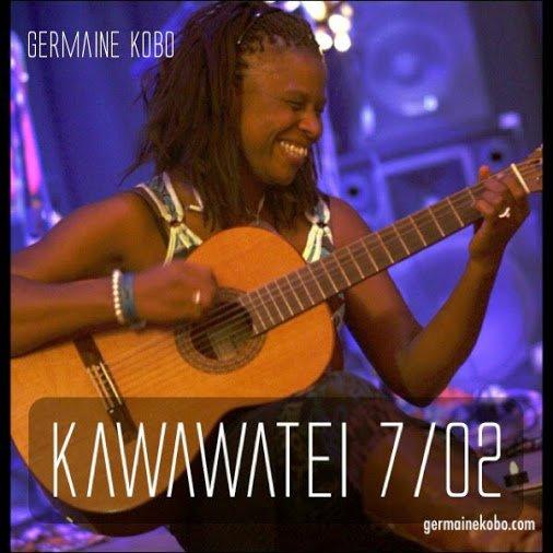 Germaine Kobo au Kawa Wateï.