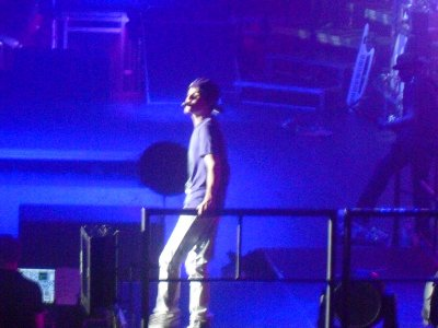 Concert de Justin Bieber ! - Le 29 Mars 2011.