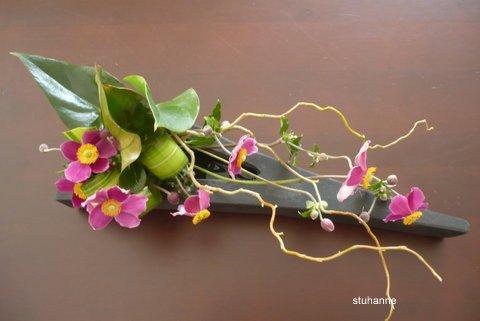 petit bouquet parallèle