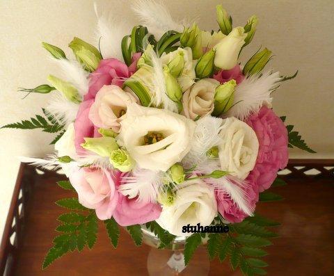petit bouquet rond pour la ste fleur  1