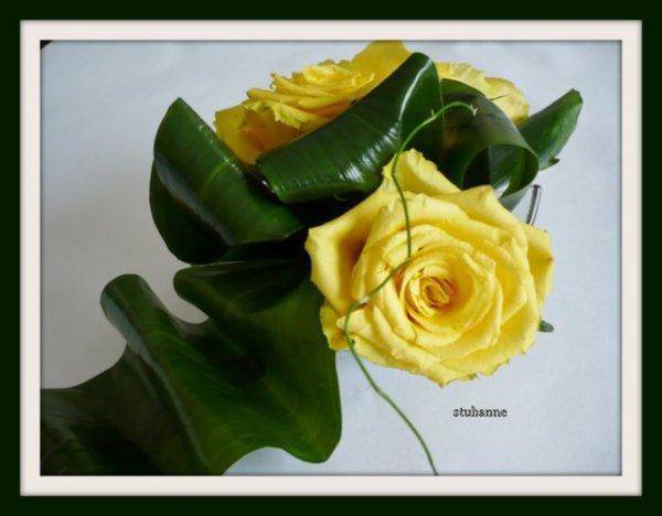 detail du bouquet