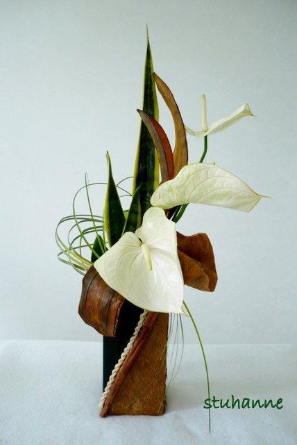 """ma participation au dernier concours du magazine """"atelier floral"""""""