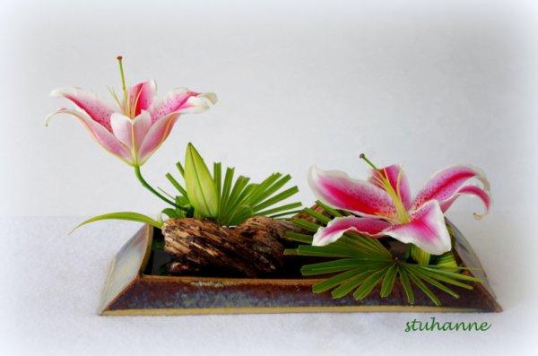 3 fleurons de lys