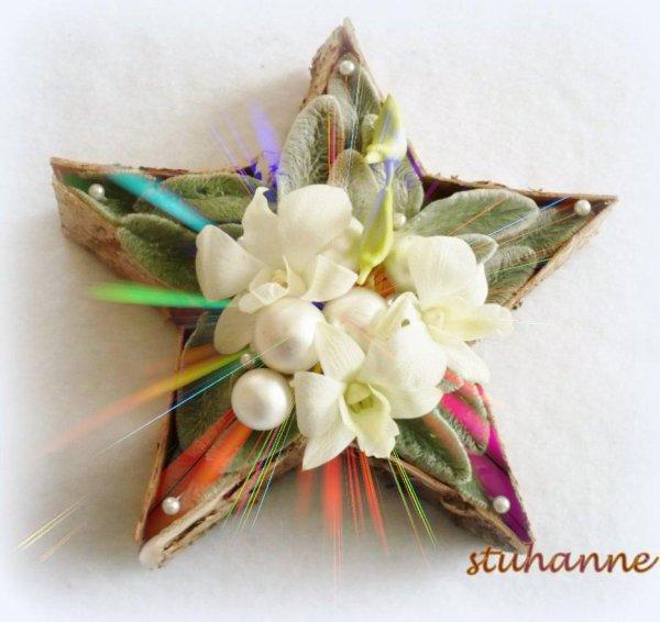 No l 2015 3 art floral bouquets et compositions - Decoration florale noel ...