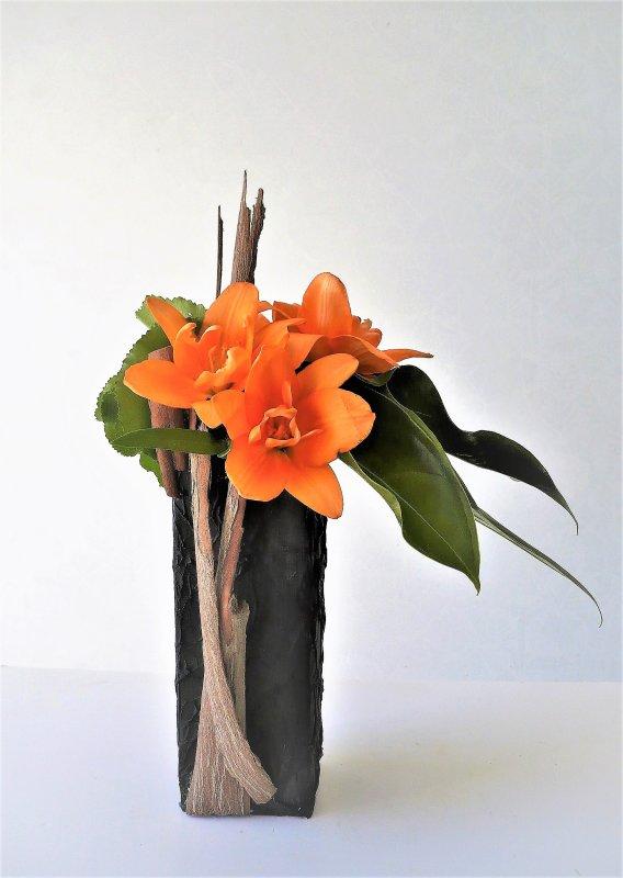"""Ma participation au concours du magazine """"Atelier Floral"""" N°48"""