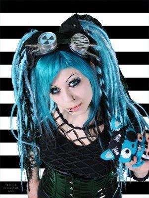 cyber goth ~ <3