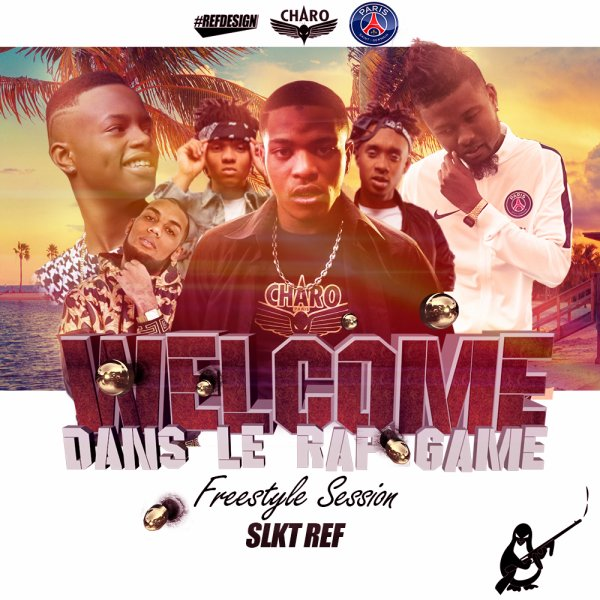 Welcome dans le Rap Game / SLKT REF Session Freestyle Welcome DLRG (2015)