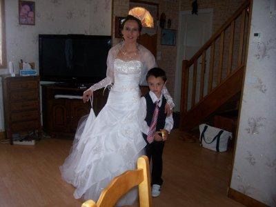 le mariage de ma fille