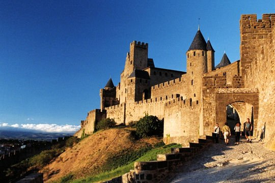 Voyage a Carcassonne