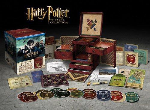 Sa y'est ... le Wizard Collection ... COMMANDE !!! :D :D :D