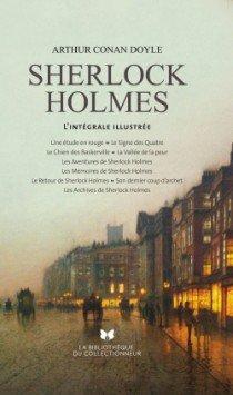 L'intégrale Sherlock Holmes