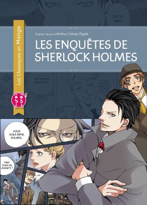 les enquêtes de Sherlock Holmes