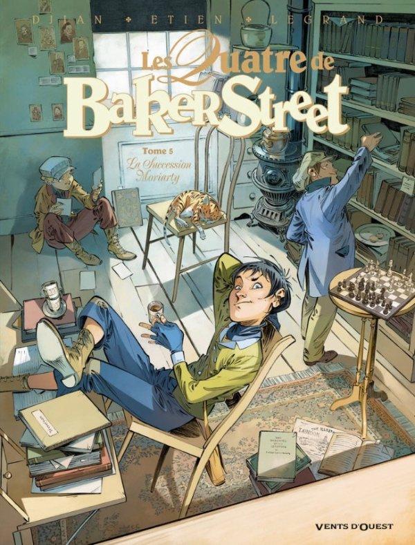 Les quatre de Baker Street (tome 5)